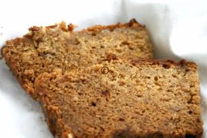 Peanut Butter-Honey Banana Bread