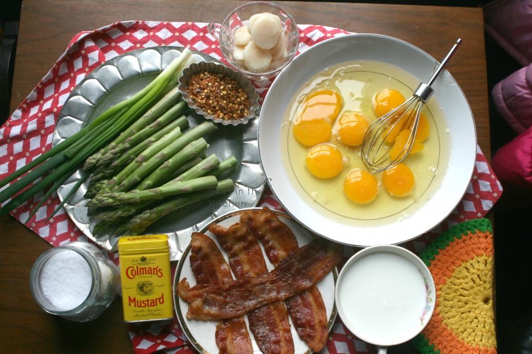 IMG_6020 Asparagus Egg Bake
