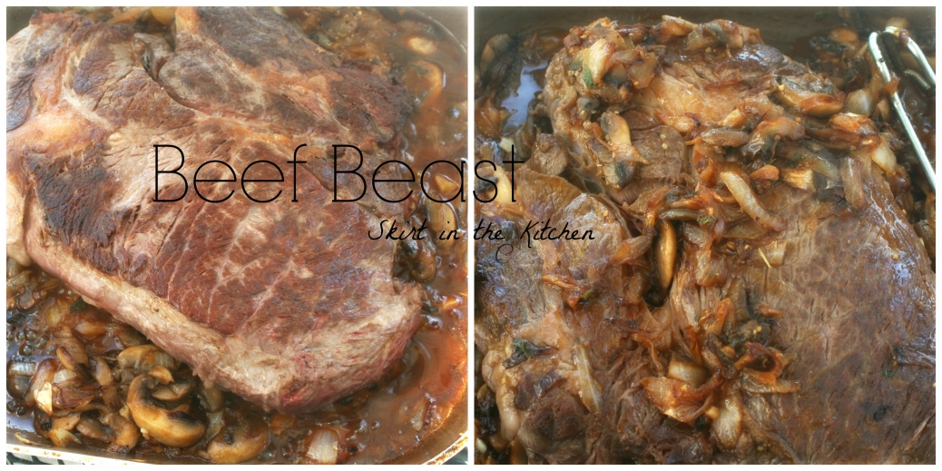 PicMonkey Collage Electric Skillet Chuck Roast Beef Beast