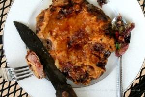 Rose-Honey Ham