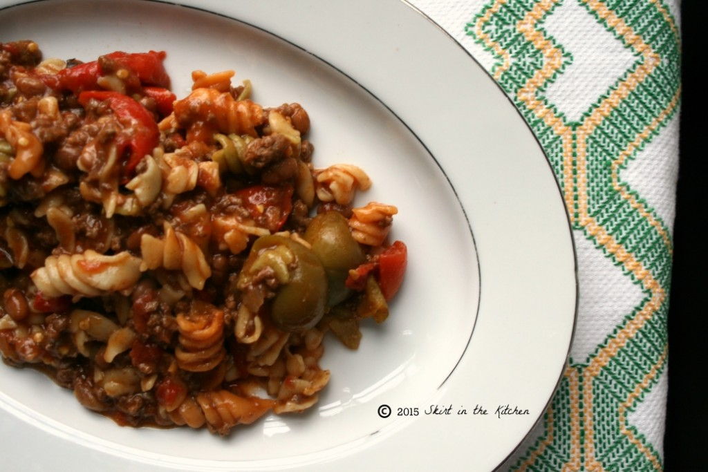 Tricolor Cherry Pepper Rotini