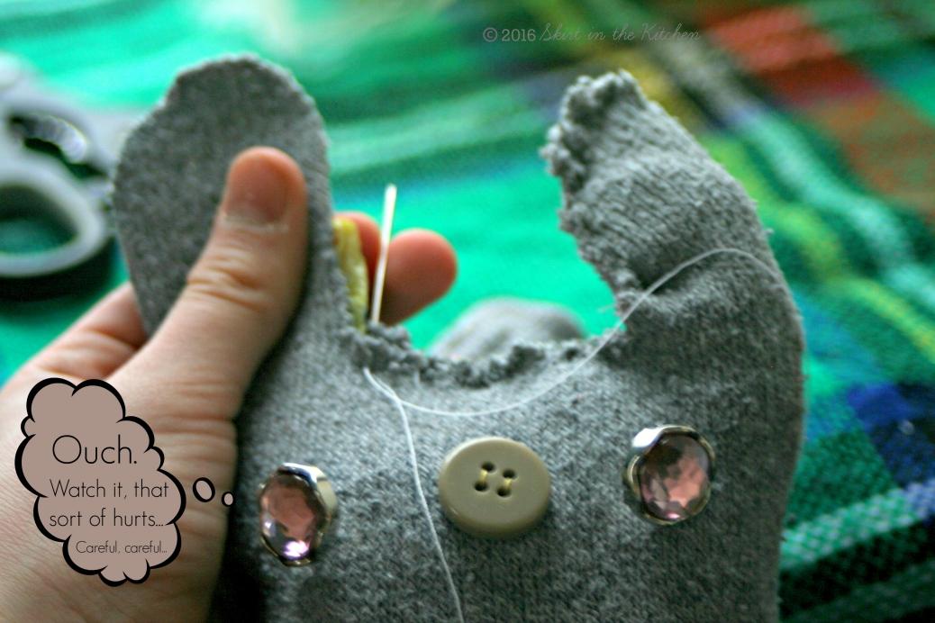 IMG_0851 Sock Bunny