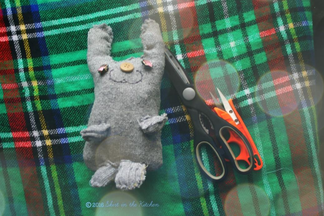 IMG_0862 Sock Bunny