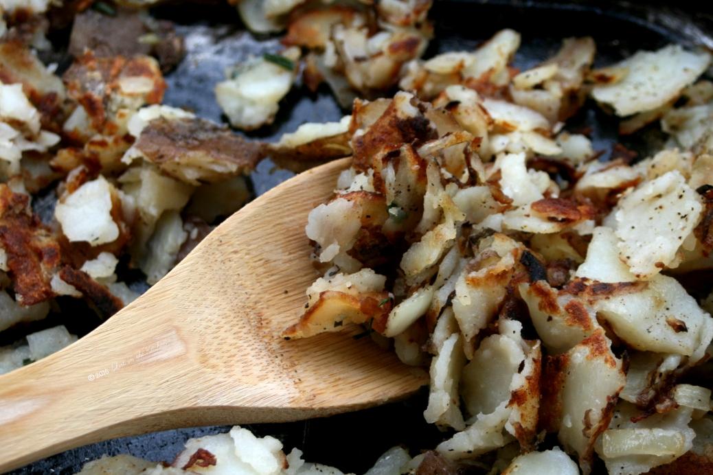 IMG_1691 Fried Potato Salad