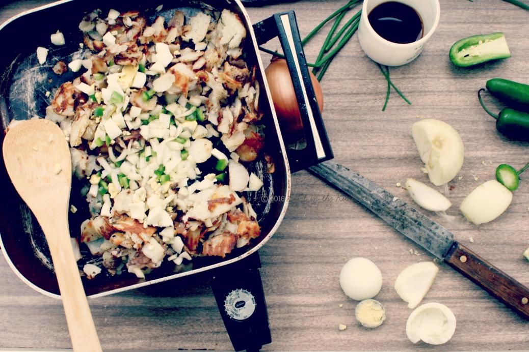 IMG_1715 Fried Potato Salad