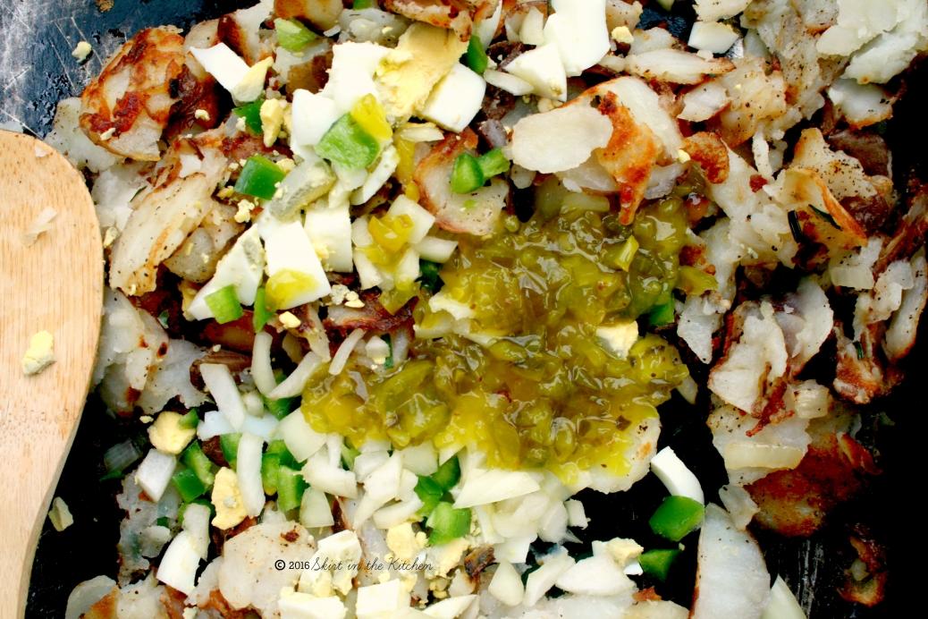 IMG_1718 Fried Potato Salad