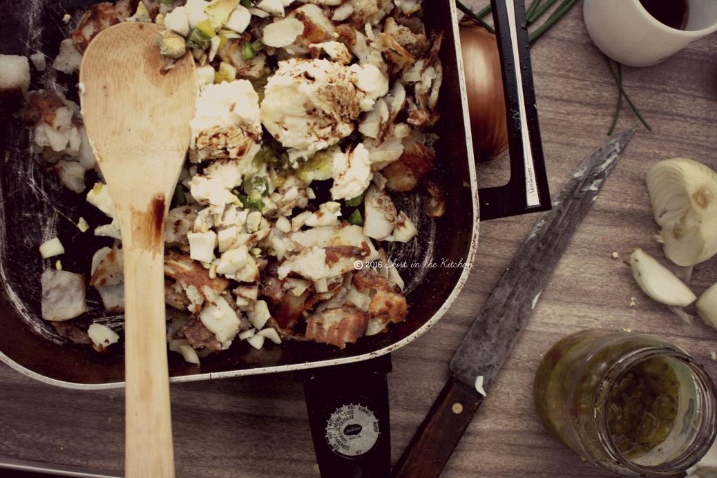 IMG_1727 Fried Potato Salad