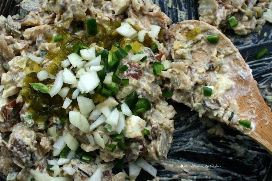 IMG_1735 Fried Potato Salad