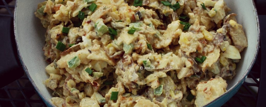 Fried Potato Salad
