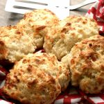 Five-Batch Mozzarella Biscuits