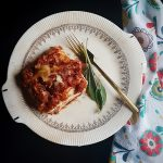 Sriracha Chili Garlic Lasagna